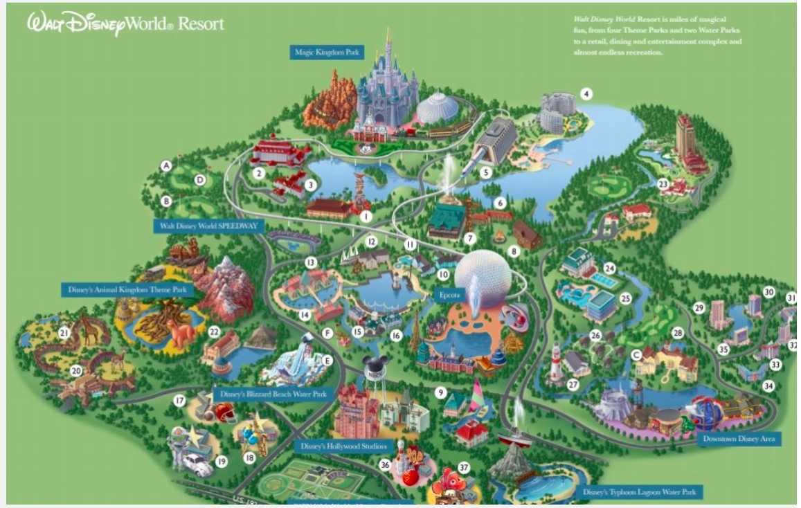 Why Use An Authorized Disney Vacation Planner Toontown Travel